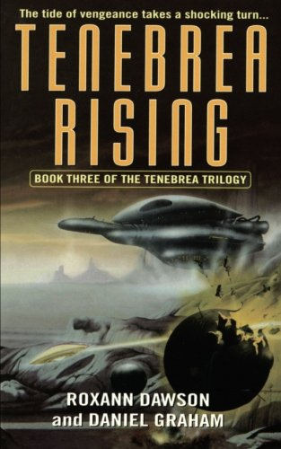 book cover of Tenebrea Rising