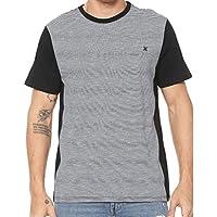 Camiseta Hurley Especial Flag Cinza 92272aa7c81