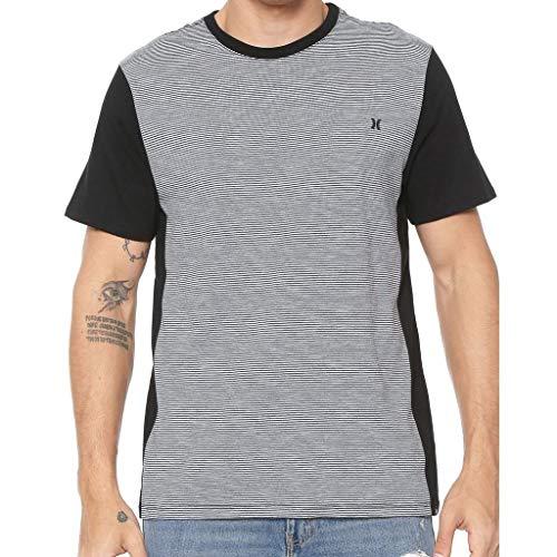 Camiseta Hurley Especial Flag Cinza
