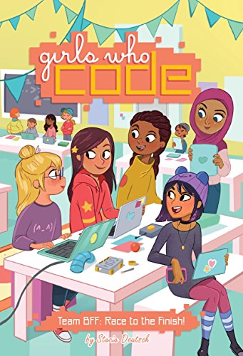 Team BFF: Race to the Finish! #2 (Girls Who Code) (Finish Race)