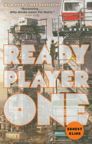 """""""Ready Player One - A Novel"""" av Ernest Cline"""