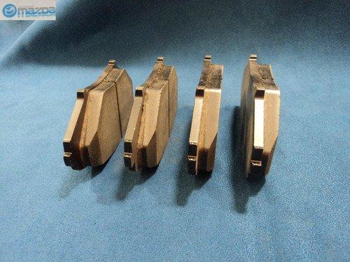MAZDA RX-8 2004-2008 NEW OEM FRONT BRAKE PADS ()