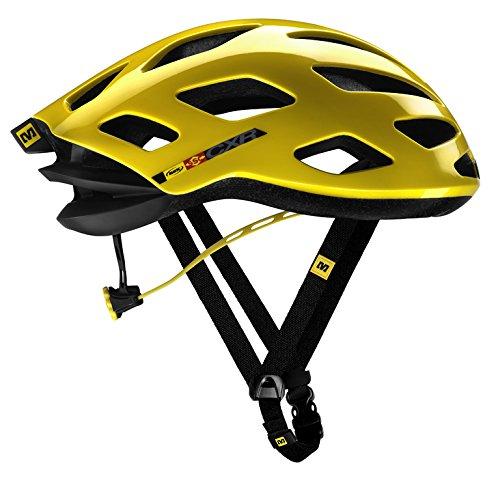 ヘルメット ロード用 CXR アルチメイト イエロー Medium  B00NP5GPQK