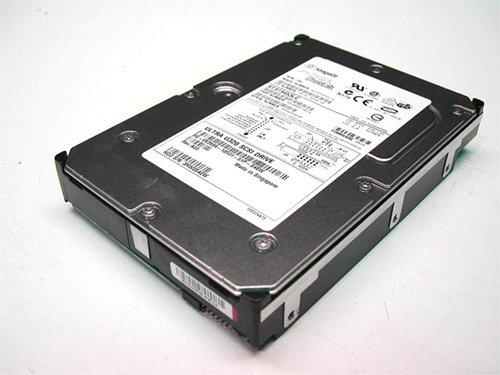 - Seagate ST373453LC CHEETAH 73.4GB U320 SCSI 15K RPM SCA 80-PIN