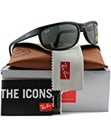 Ray-Ban RB2027 Predator 2 Sunglasses Matte...