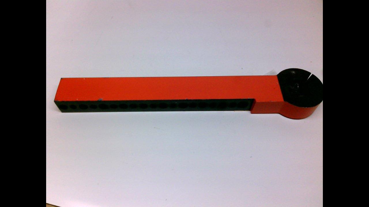 Smc Ckz-80A017pr-Dus00597 Red Hydraulic Clamp Arm Ckz-80A017pr-Dus00597