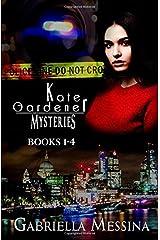 Kate Gardener Mysteries Books 1-4 Paperback