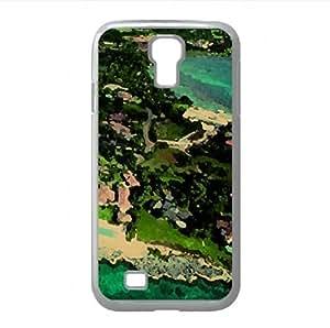 Beautiful Peninsula Watercolor style Cover Samsung Galaxy S4 I9500 Case