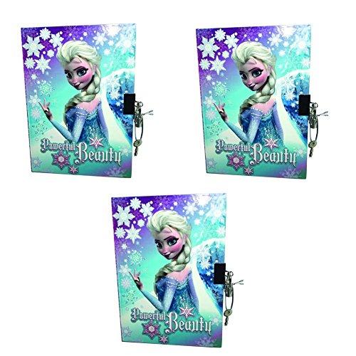 Disney Frozen Large Elsa Diary
