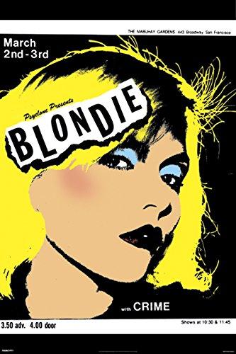 Blondie at Mabuhay