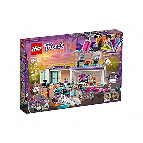 41351 Tienda de tuning creativa Lego Friends