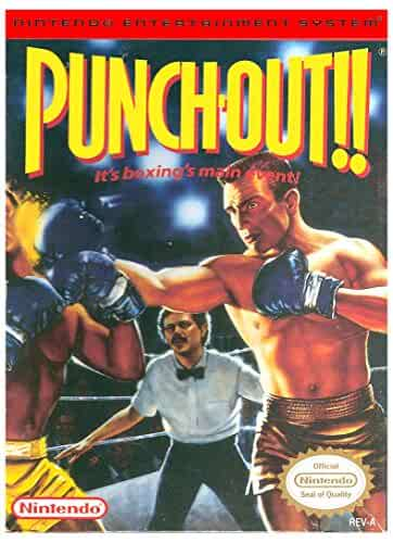 Amazon.com: Punch Out - Nintendo NES: Video Games