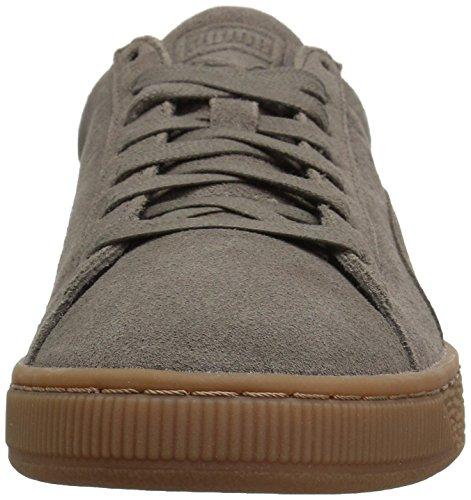 Puma Men's Suede Classic Natural Warmth Sneaker, Falcon Falcon-falcon