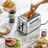 BUYDEEM DT620 2-Slice Toaster, Extra Wide