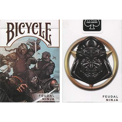 Bicycle Feudal Ninja Deck by Crooked Kings - Tarjeta Juegos ...