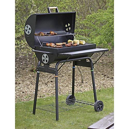 Sealey BBQ03 - Barbacoa de carbón tipo barril: Amazon.es: Bricolaje y herramientas