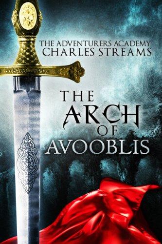 Arch Avooblis Adventurers Academy Book ebook product image