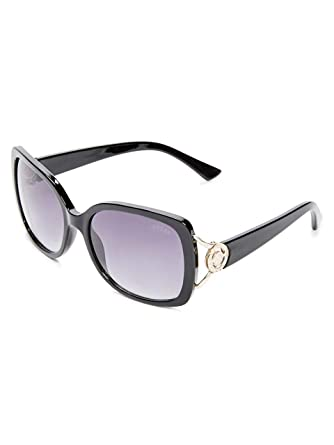 GUESS Factory Womens Logo Plastic Sunglasses