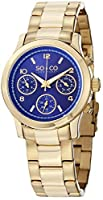 SO&CO York Women's 5012.3 Madison Analog Display Japanese Quartz Gold Watch from SO&CO New York