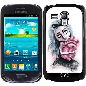 Funda para Samsung Galaxy S3 Mini (GT-I8190) - Va A Ser Desaparecido by Rouble Rust