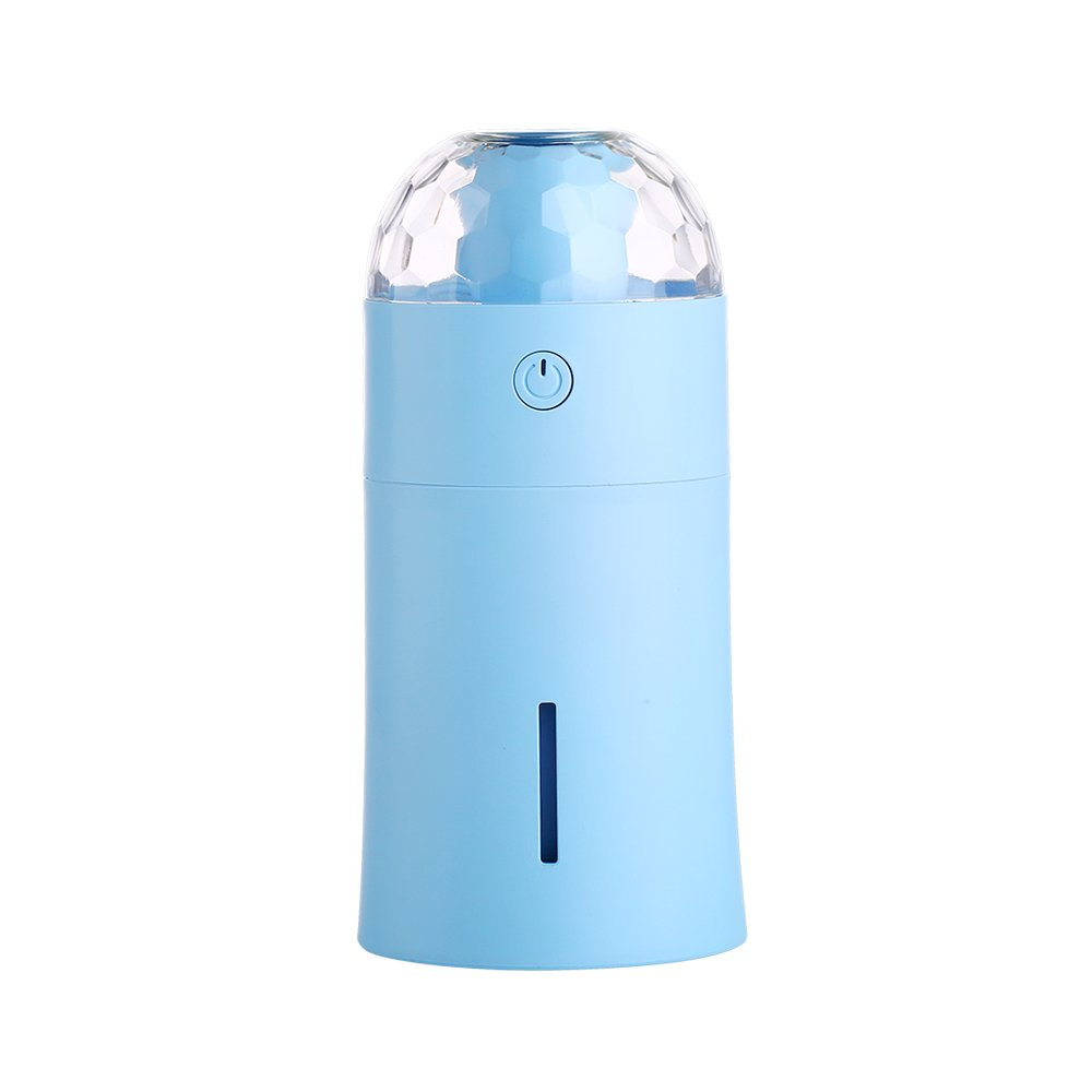 Ayans Cool Mist Humidifier,175ML Mini USB Air Purifier Humidifiers with LED Night Light for Car,Home,Office,Bedroom,Living Room