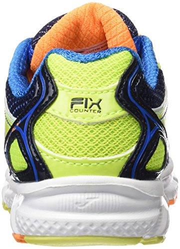 Joma J.vitaly Jr 603 Azul-naranja - Zapatillas para correr Niños AZUL