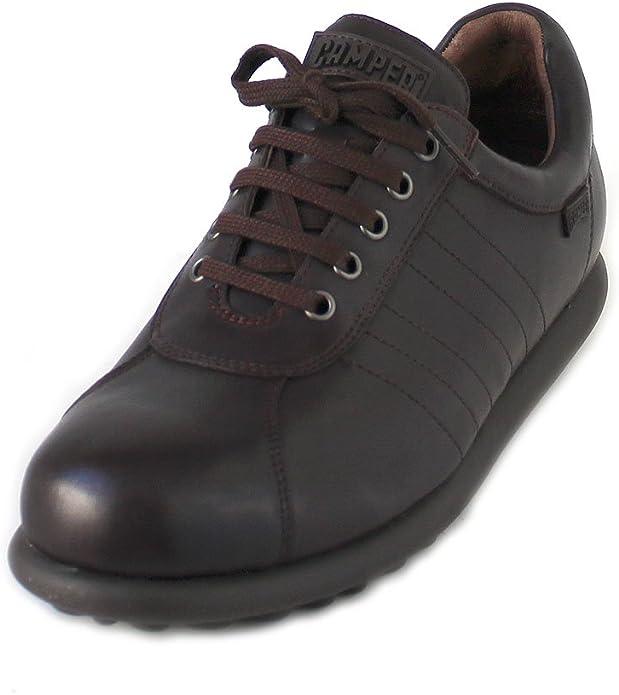 TALLA 42 EU. Camper Pelotas, Zapatos de Cordones Oxford para Hombre
