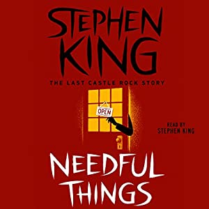 Needful Things Hörbuch