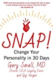 New York Times bestselling author Dr. Gary Small's breakthrough plan to improve your personality for a better life!Experts in psychiatry and psychology have long believed that our personalities are essentially set from early childhood and remain cons...