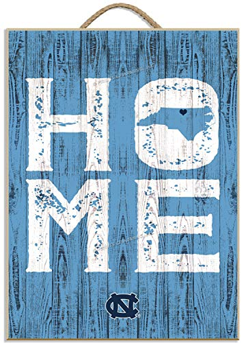 Prints Charming College Home Away from Home Vertical 12x16 North Carolina (Chapel Hill) Framed Posters 12x16 Inches