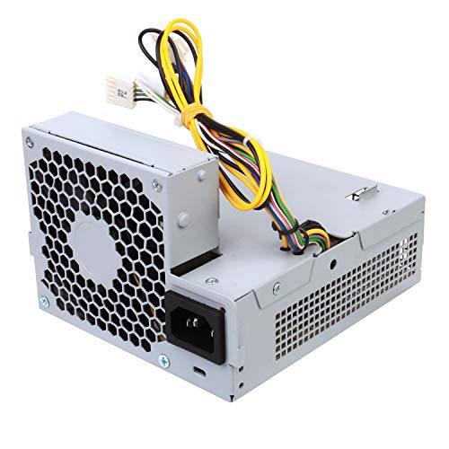 Li-SUN 240W Power Supply Replacement for HP Pro 6000 6005 6080 6200 6280 6300 6305 6380/ Elite 8000 8100 8180 8200 8280 8300 8380 - Hp Supply Power Compaq