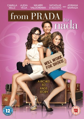 From Prada to Nada [DVD] -  Lions Gate Home Entertainment UK Ltd, 5060223765686
