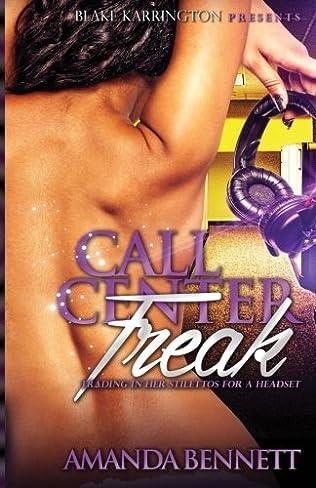book cover of Call Center Freak
