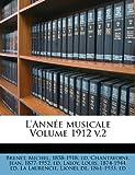 L' Année Musicale, , 1179802535