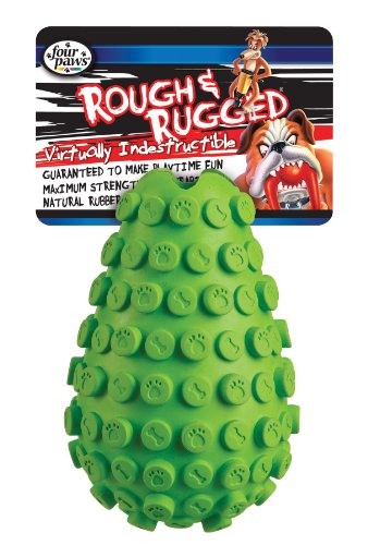Four Paws Rough - Four Paws Rough and Rugged Extra Large Bound A Bout Dog Treat and Chew Toy