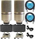 MXL 990 Condenser Microphones for Vocal and