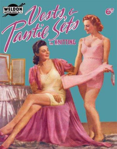 Vintage Pantie - 4