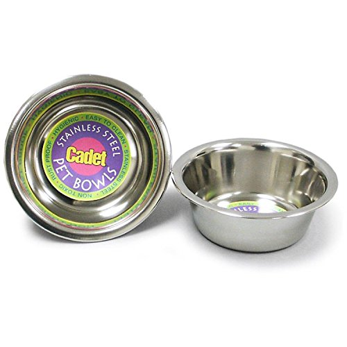 IMS Pet Stainless Steel Mirrored Bowl, 1-Quart For Sale