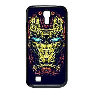 Personalized Custom Movie Series Iron Man Ideas Printed for Samsung Galaxy S4 I9500 Phone Case Cover--WSM-051203-040