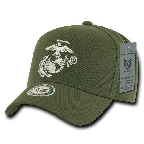 Rapiddominance Marines Back to The Basics Cap, Olive