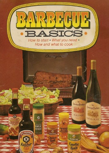 - Barbecue Basics - How to start - What you need - How and what to cook