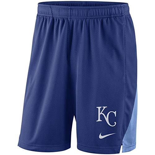 (Kansas City Franchise Performance Shorts - Royal (X-Large))