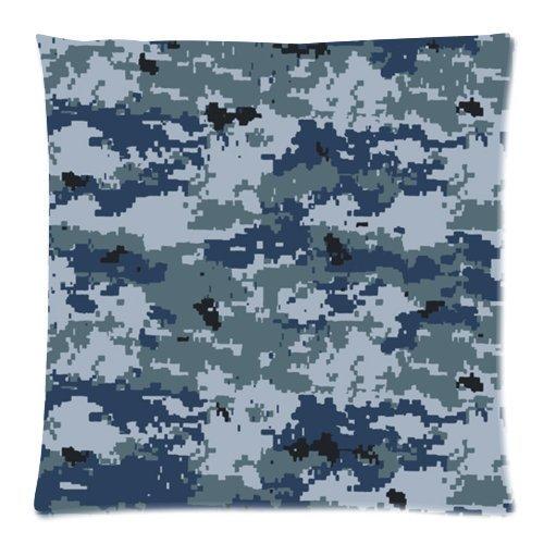 Popular azul camuflaje Digital ejército camuflaje uniforme ...