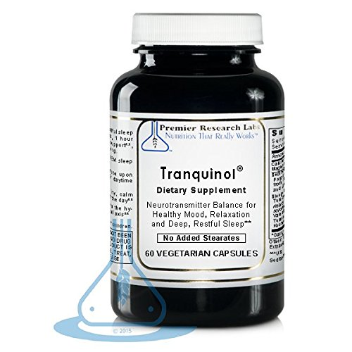 Tranquinol (60 V-caps) by Premier Research Labs