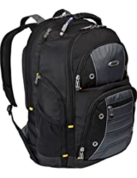 Drifter II Backpack for 17-Inch Laptop, Black/Gray (TSB239US)