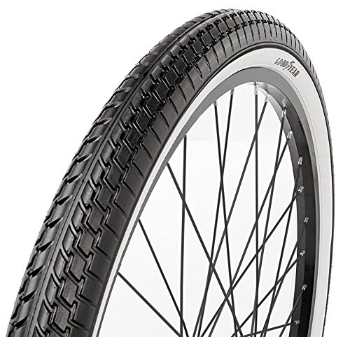 Goodyear Folding Bead Cruiser Bike Tire, 26