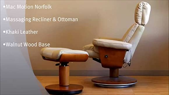 Norfolk Massaging Air Lumbar