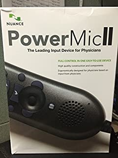 Dictaphone 0powm2n 005 Powermic Ii Handheld Usb Dictation Microphone