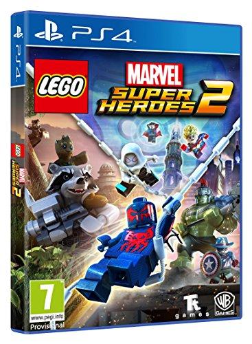 اسعار LEGO Marvel Superheroes 2 - Playstation 4