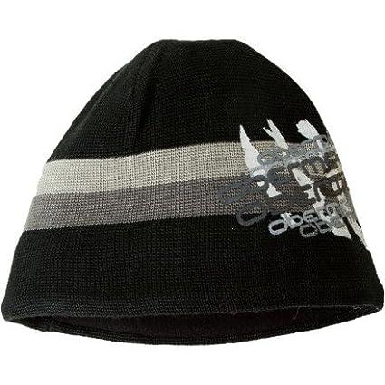 Obermeyer Bonk Knit Hat One Size Boys Black